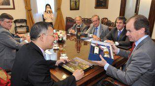 El gobierno entrerriano afianza sus lazos comerciales con China