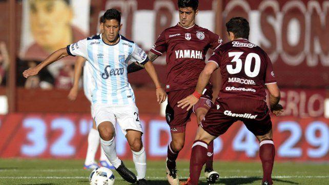 Lanús derrotó a Atlético Tucumán por la Primera División