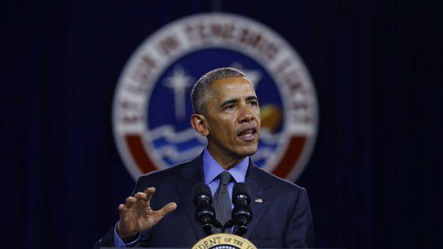 Barack Obama pidió en Perú no juzgar anticipadamente a Donald Trump