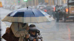 Domingo con probabilidad de lluvias y algunas tormentas en la provincia