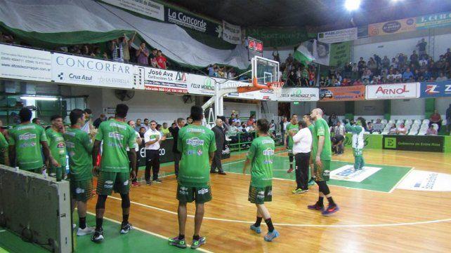Gran partido viene de hacer el conjunto de Laginestra en el Gigante Verde. El viernes recibe a Echagüe.