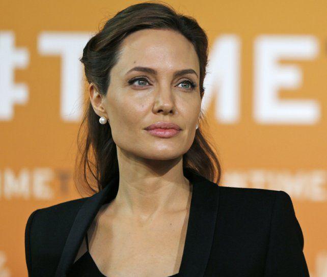 La reaparición de Angelina Jolie tras su divorcio