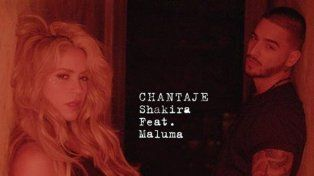 Chantaje: el video hot de Shakira y Maluma
