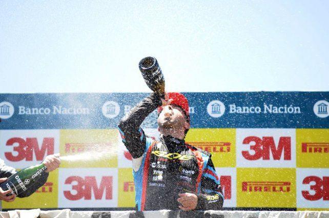 Altuna ganó de punta a punta en Paraná