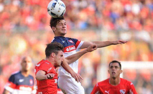 San Lorenzo derrotó a Independiente en Avellaneda