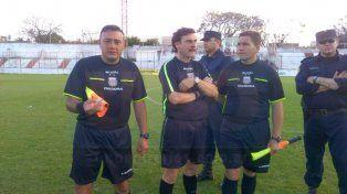 Partido por el descenso de la LPF, suspendido por agresión a un árbitro