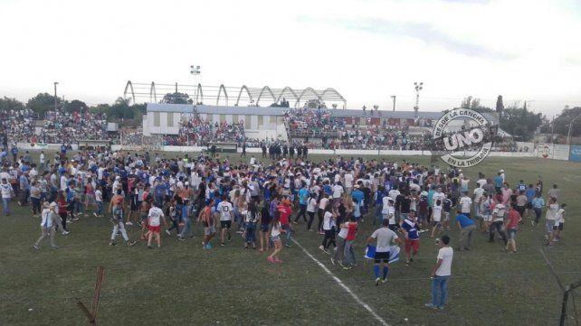 Viale FBC se coronó campeón de Paraná Campaña