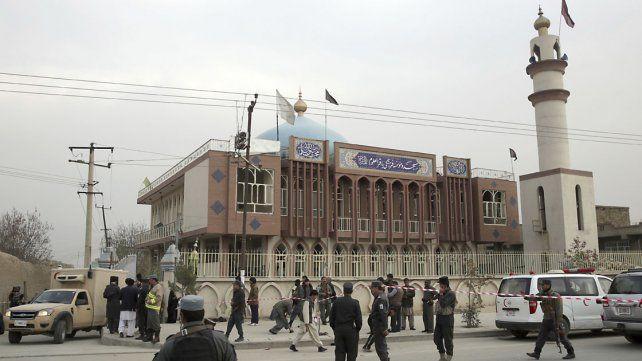 Al menos 27 muertos en un atentado contra una mezquita chiita en Kabul
