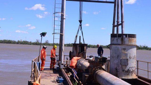 El agua volverá con normalidad cuando la Municipalidad consiga el repuesto.