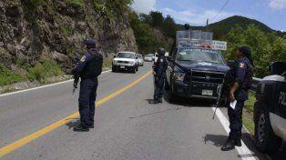 Hallan nueve cadáveres decapitados en el sur de México