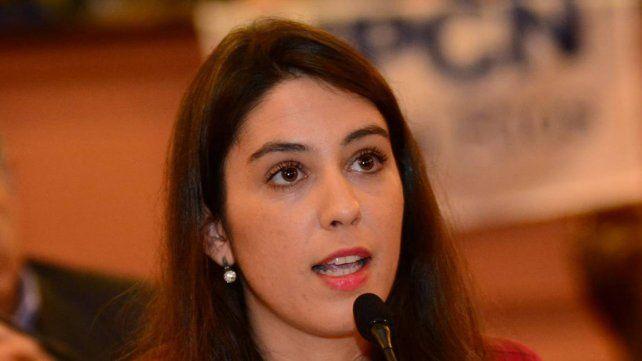 La diputada Ayelén Acosta planteó su preocupación por el narcotráfico en Entre Ríos.