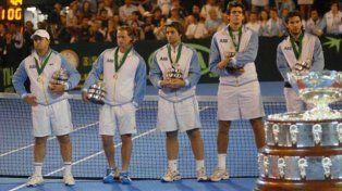 La Davis, la cuenta pendiente del tenis argentino