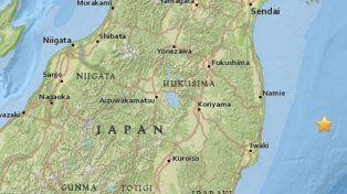 Japón: alerta de tsunami tras un terremoto de 7,3 grados