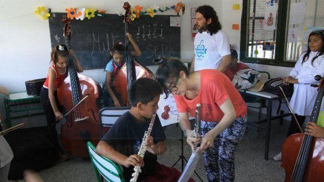 Orquesta Sinfonica Infantil y Juvenil