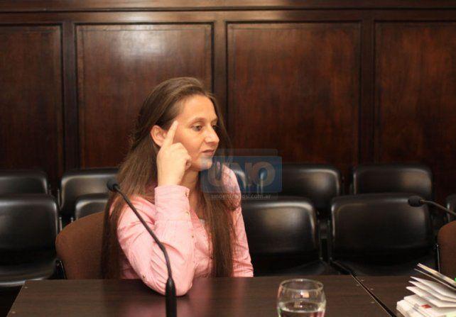 Rechazaron un pedido de semidetención de la esposa de Caudana