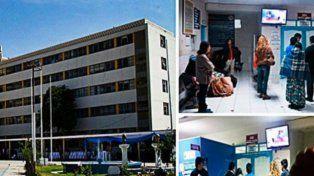 Desde el hospital responsabilizaron a los pacientes