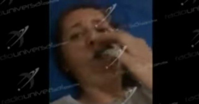 Una joven asegura que fue poseída por un demonio mientras comía una galletita