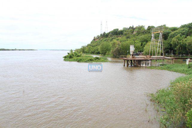 Hay casas en Paraná que hace seis días están sin agua. Foto UNOJuan Ignacio Pereira.