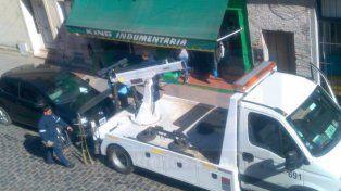 Con el nuevo sistema de estacionamiento no se llevarán autos en infracción
