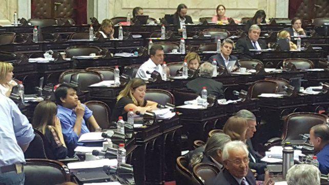 La diputada entrerrianaCarolina Gaillard fue la impulsora del proyecto en la Cámara Baja.