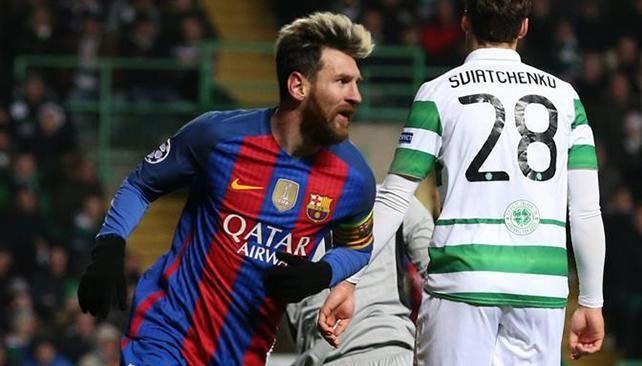 Volvió Messi y Barcelona se metió en octavos