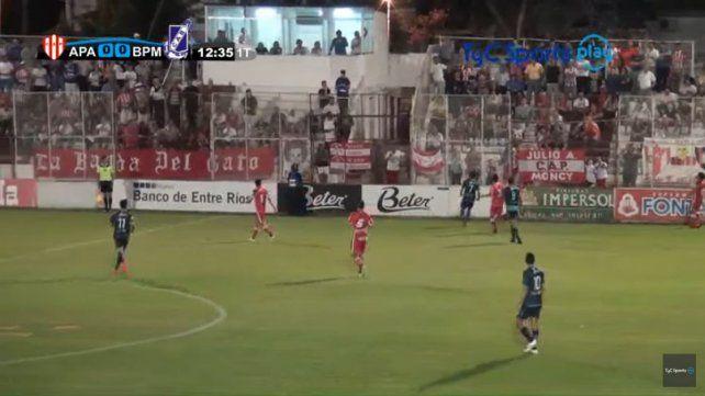 Atlético Paraná cae ante Brown de Puerto Madryn