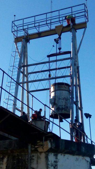 Este jueves se normalizará el suministro de agua en la capital entrerriana