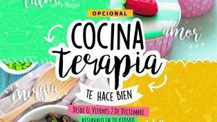 Diario UNO presenta Cocinaterapia