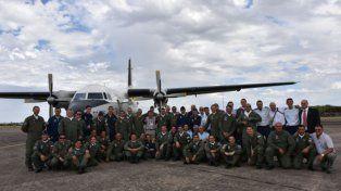 Despidieron en Paraná a los Fokker F-27, que volaron durante 40 años
