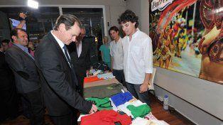 Entre Ríos expuso su propuesta turística en la Noche de las Casas de las Provincias
