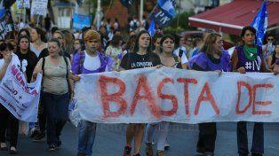 Agmer repudió el recorte al presupuesto nacional para combatir la violencia de género