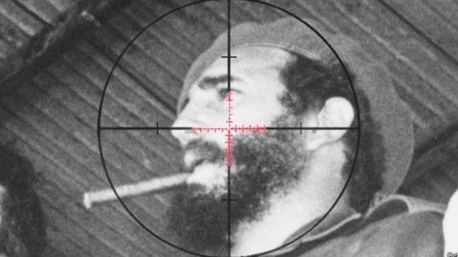 Las increíbles maneras en que EE.UU. intentó matar a Fidel Castro