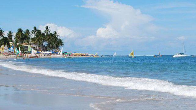 Dos argentinos se ahogaron en una playa de Brasil