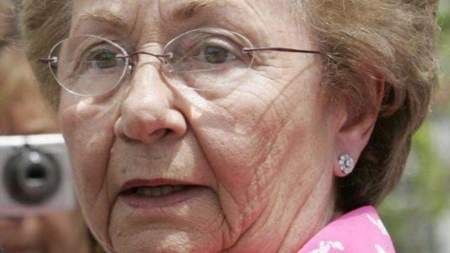 La hermana de Fidel Castro que vive en Miami no irá al funeral en Cuba