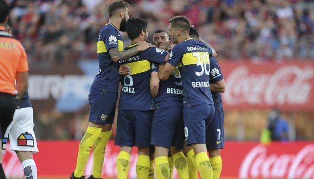 Boca le ganó el duelo a San Lorenzo