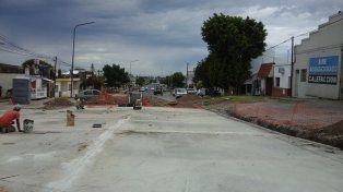 Transformación. Avenida Blas Parera es una de las calles troncales de la capital provincial.