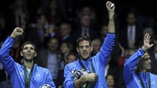 Daniel Orsanic: Soñé un montón de veces ganar la Copa Davis