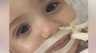 La pequeña Marwa