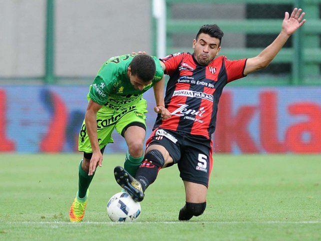 Patronato lo dio vuelta en dos minutos y se trae los tres puntos a Paraná