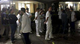 Cayó el avión donde viajaban jugadores del Chapecoense brasileño y hay al menos 75 muertos