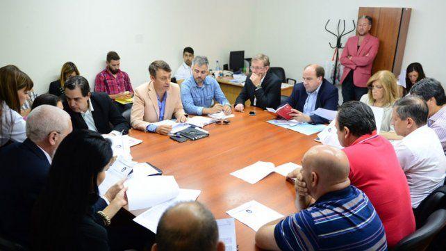 Investigación. La comisión recolecta las pruebas para decidir acerca del juzgamiento.
