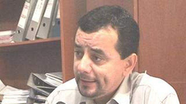 El Secretario General de la Seccional Concordia de la Asociación Gremial de Magisterios de Entre Ríos