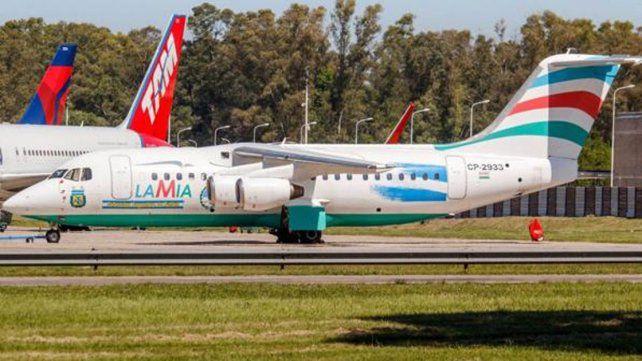 La Selección argentina tomó el mismo avión hace 18 días