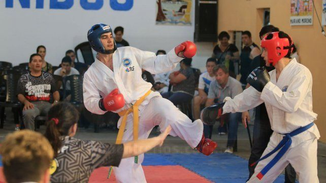 Cita con el taekwondo