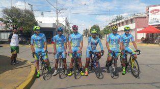 El equipo entrerriano estuvo participando de una actividad realizada en Colón