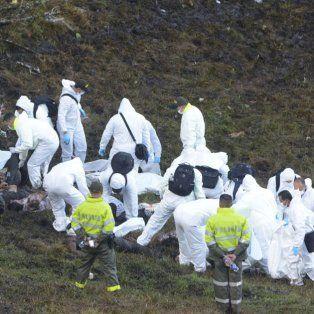 son seis los sobrevivientes del accidente aereo en colombia
