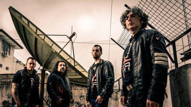 La banda paranaense Acólitos Anónimos presenta Pulpo