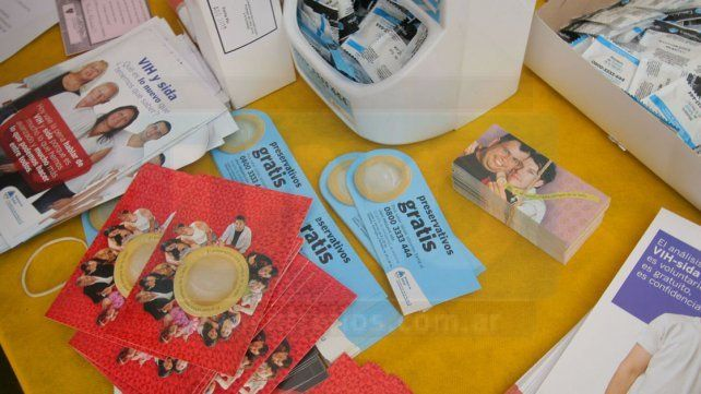 Empiezan los actos por en la semana de concientización sobre el VIH