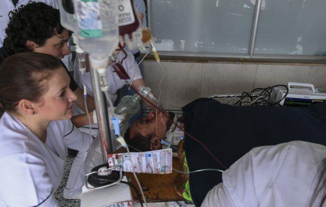 El parte médico de los sobrevivientes de la tragedia del Chapecoense