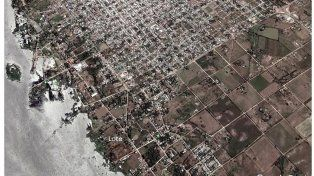 Aseguran que 50 familias de Victoria serán localizadas en un terreno inundable